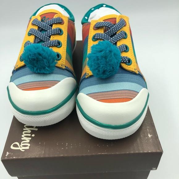 Matilda Jane Finish Line Sneaker